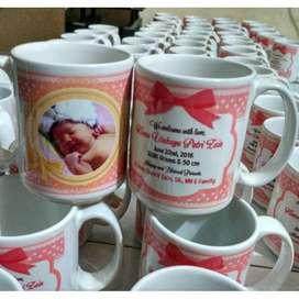 Mug Custom Standard | Custom Mug Gambar bebas