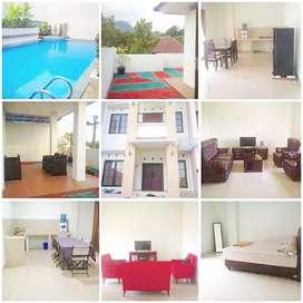Rumah villa sangat nyaman dan strategis selatan TPR wisata kaliurang