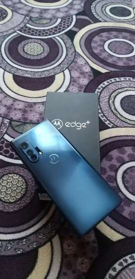 Moto Edge Plus Thunder Grey color 12/256 only 6 months old