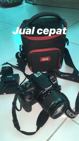 Jual camera Canon D1200