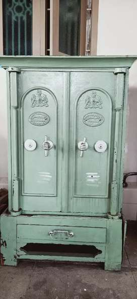 Antique locker