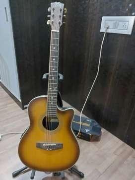 Second hand trinity guitar.