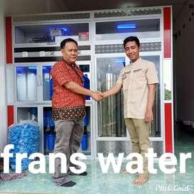 Spesialis pemasangan isi ulang air minum