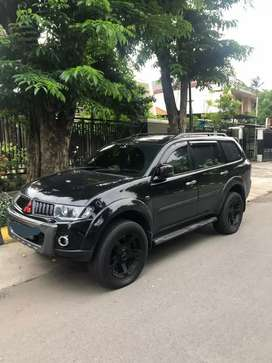 Jual Mobil Pajero Sport Exceed (2010)