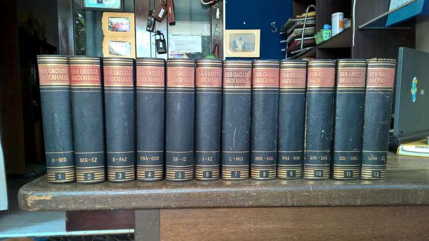 Grosser Brokhaus German Lexica 12 Books 0