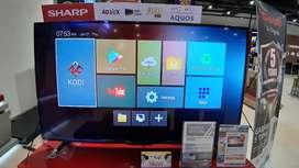 """SHARP LED TV 50"""" 2T-C50AD1I DIGITAL FULL HD"""