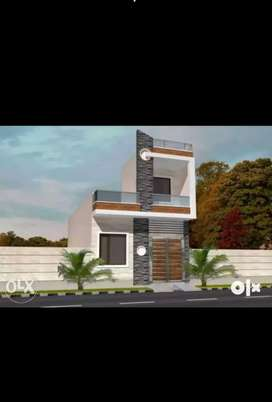 63 yards house in 16 lakh