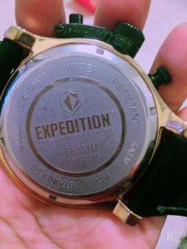 Jual jam expedition E6381 M