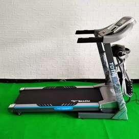 Treadmill elektrik TL 270 total alat fitness auto incline ZY563
