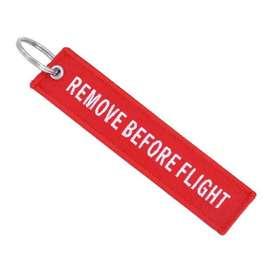 Doreen Gantungan Kunci Fashion Tag Remove Before Flight