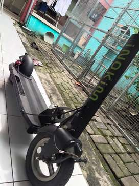Inokim Quick 2 seken Electric Scooter 2nd skuter listrik TERBAIK ORI