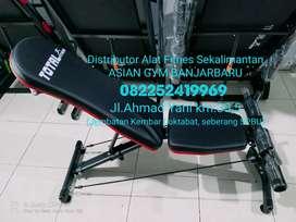 Ready bangku gym adjustable benchpress kkoh & laris