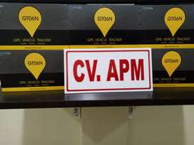 Distributor GPS TRACKER gt06n bantu amankan motor/mobil, gratis server