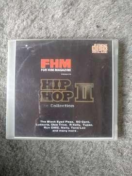 CD album FHM-hip hop II collection
