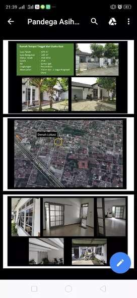 Dijual Rumah Cocok untuk Tempat Tinggal dan Kos kosan