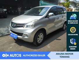 [OLXAutos] Toyota Avanza 2015 G 1.3 Bensin M/T Silver #Arjuna Tomang