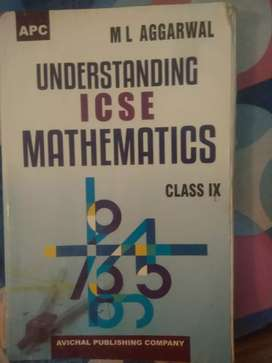 CLASS 9 ISCE BOOKS