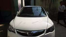 Civic all most new 240 km wale msg na kre