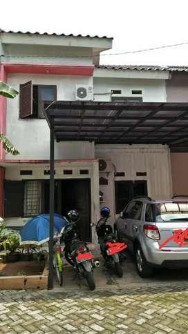 Rumah super murah BU SHM dlm cluster di bR