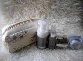 Paket MS Glow Pemutih Wajah Whitening/Pembersih Jerawat/Luminos/Ultima