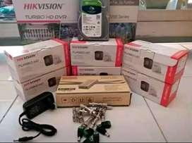 Ready stock paket komplit kamera CCTV di Bandung