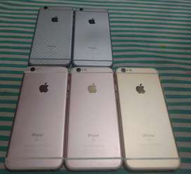 iPhone 6s  (16GB  -   32GB  -   64GB) All Colors Available.