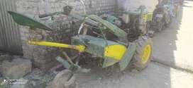 Farming small  tracktor