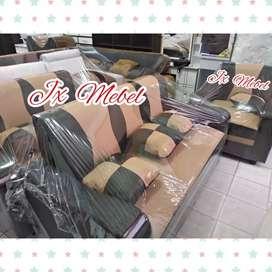 JX MEBEL Kursi Sofa Tamu Minimalis 321 Pekanbaru