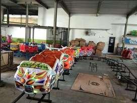 mini coaster kereta mini rel bawah lantai cerah full fiber odong 11