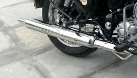 Royal Enfield classic 350 original silencer. Urgent sell