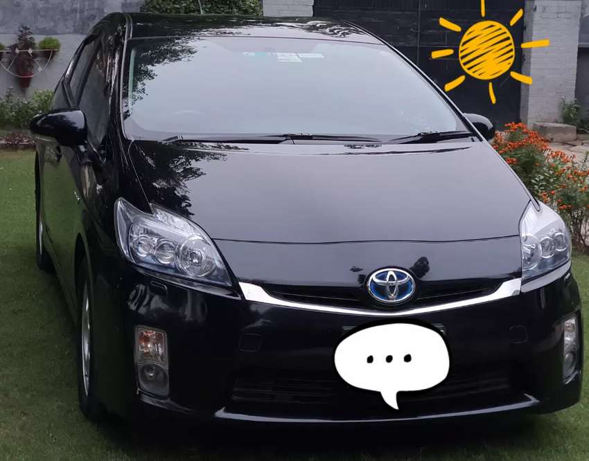Toyota Prius 2011 S-LED Edition 0