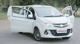 Prince Pearl Most Economical Car in Market on Easy monthly Financing