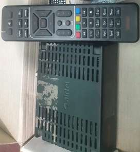 Airtel dish only 2month old