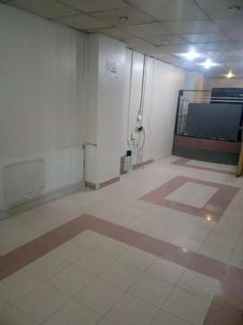Hall and one room for rent progressive building shahra fasal