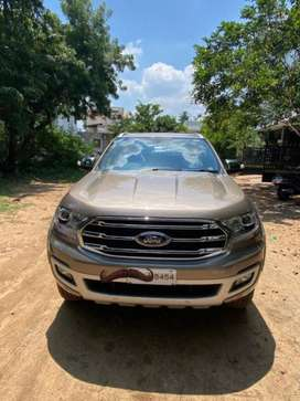 Ford Endeavour Titanium Plus 4X4, 2019, Diesel
