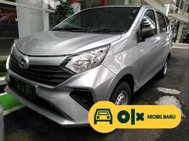 [Mobil Baru] Daihatsu Sigra 2020 Cash Credit Termurah Bandung