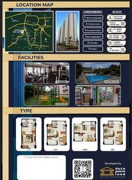 Dijual Brand New Bintaro Park View furnished