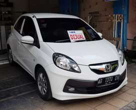 Honda BRIO E Satya 2014 Istimewa pemakaian sendiri TP