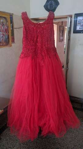 Red Gown Cindrella