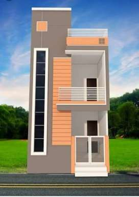 Prebooking 1BHK House For Sale 90%Loan Available
