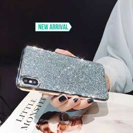 Case Crystal Diamond For iPhone X/XS Cover case Glitter Berkilau