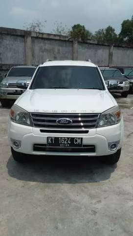 Ford everest XLT 2012