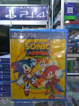 Hot Sale Kaset Game Bd Ps4 Sonic Mania