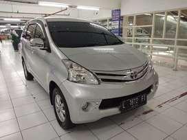 Toyota Avanza 1.3 G MT Manual 2013 Silver Bisa DP rendah dan Berhadiah