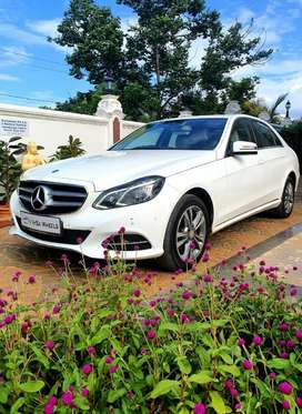 Mercedes-Benz E-Class E250 CDI BlueEfficiency, 2014, Diesel
