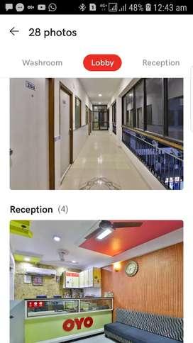 Hotel 17room near ahmedabad aiport