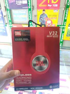 headset bluetooth JBL by sam central powerbank