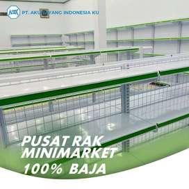 Rak Supermarket Gondola Murah Baja PT. ASIK
