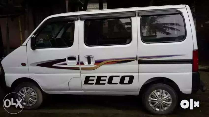Maruti ECCO LPG Permission 8 seater 0