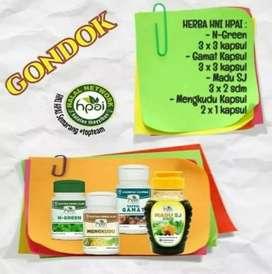 Paket pengobatan penyakit gondok
